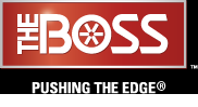THE BOSS - Pushing The Edge